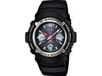 Casio AWGM100-1A Watch Operation Guide