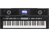 Yamaha PSR-S650 Keyboard Manual