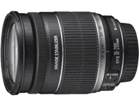 Canon EF-S 18-200mm f/3.5-5.6 IS Lens Manual