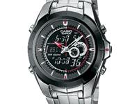 Casio EFA119BK-1AV Watch Manual