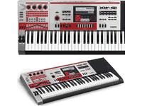 Casio XW-G1 Digital Synthesizer Manual