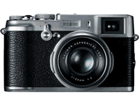 Fujifilm FinePix X100 Digital Camera Manual