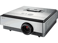 LG CF3D Projector Manual