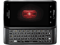 Motorola DROID 4 Cell Phone Manual