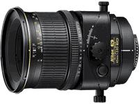 Nikon PC-E Micro Nikkor 45mm f/2.8D ED Lens Manual