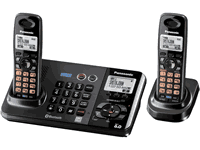 Panasonic KX-TG9382T Digital Cordless Answering System Manual