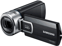 Samsung HMX-Q20BN Digital Camcorder Manual