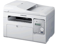 Samsung SCX-3405FW Printer Manual