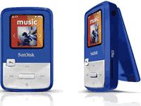 SanDisk Sansa Clip Zip MP3 Player Manual