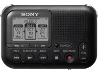 Sony ICD-LX30 Recorder Manual