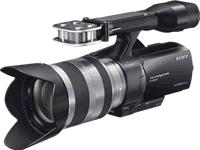 Sony NEX-VG20/VG20H Camcorder Manual