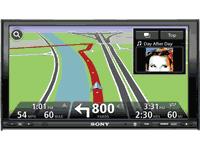 Sony XNV-770BT/660BT GPS Navigator Manual