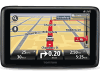 TomTom Go Live 2535 M GPS Navigator Manual