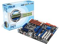 Asus P6T Motherboard Manual