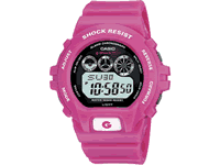 Casio GMN691-4 Watch Manual