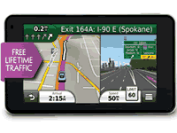 Garmin nüvi 3490LMT GPS Navigator Manual