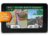Garmin nüvi 3550LM GPS Navigator Manual