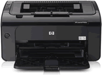 HP LaserJet Pro P1102w Printer Manual