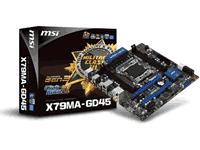 MSI X79MA-GD45 Motherboard Manual