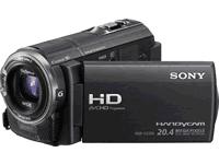Sony HDR-CX250/CX260V/CX580V Camcorder Manual