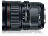 Canon EF 24-70mm f/2.8L II USM Lens Instruction Manual