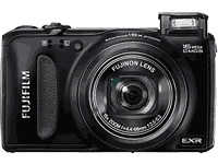 Fujifilm FinePix F660EXR Digital Camera Manual