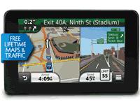 Garmin nüvi 3590LMT GPS Navigator Manual
