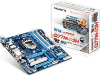 Gigabyte GA-Q77M-D2H Motherboard Manual