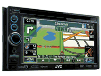 JVC KW-NT50HDT/NT30HD GPS Navigation System Manual