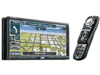 JVC KW-NX7000 Navigation Receiver Manual
