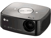 LG HX350T Projector Manual