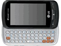 LG Rumor Reflex LG272 Smartphone Manual