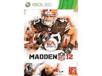 Madden NFL 12 Manual
