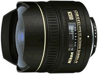 Nikon AF DX Fisheye-Nikkor 10.5mm f/2.8G ED Lens Manual