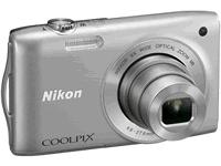 Nikon COOLPIX S3300 Digital Camera Manual