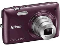 Nikon COOLPIX S4300 Digital Camera Manual