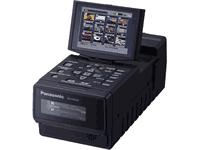 Panasonic AG-HPG20P/HPG20E Recorder Manual