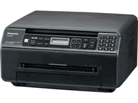 Panasonic KX-MB1500 Printer Manual