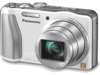 Panasonic LUMIX DMC-ZS20/ZS19 Digital Camera Manual