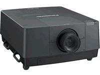 Panasonic PT-EX16K Projector Manual