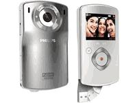 Philips CAM110SL/CAM110RD/CAM110BU Camcorder Manual