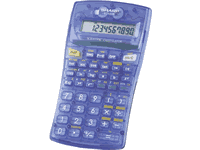 Sharp EL-501W Calculator Manual