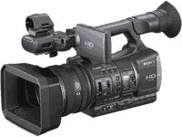 Sony HDR-AX2000 Camcorder Manual