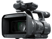 Sony HDR-FX1000 Camcorder Manual