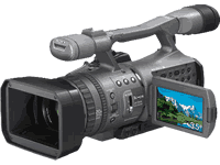 Sony HDR-FX7 Camcorder Manual