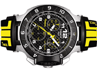 Tissot T048.417.27.202.01 T-Race MotoGP Watch Manual