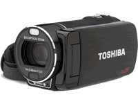 Toshiba Camileo X416 Camcorder Manual