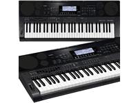 Casio CTK-7000/WK-7500 Keyboard Manuals