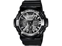 Casio GA200BW-1A Watch Operation Guide
