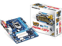 Gigabyte GA-H61M-S2PV Motherboard User Manual